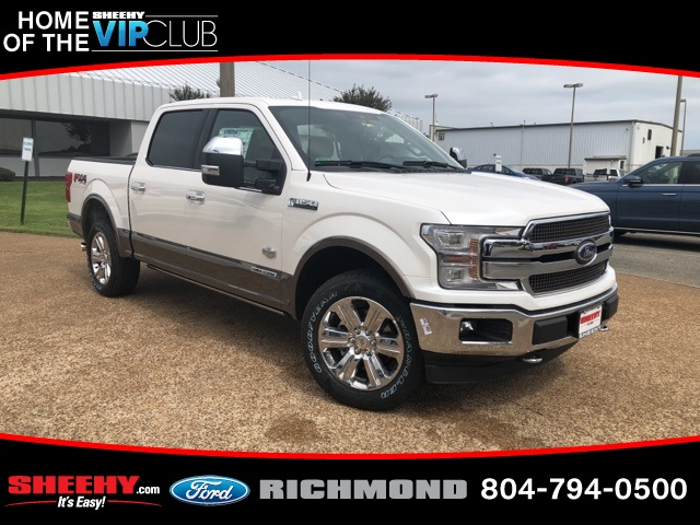 2018 F-150 SuperCrew Cab 4x4,  Pickup #NE02233 - photo 1
