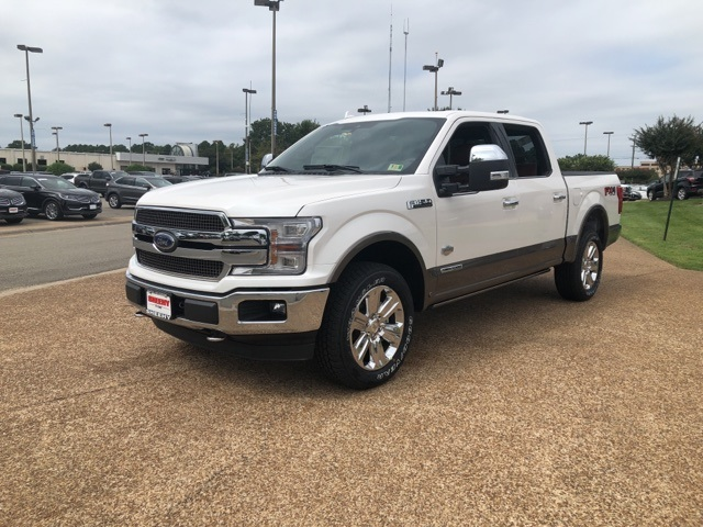 2018 F-150 SuperCrew Cab 4x4,  Pickup #NE02233 - photo 4