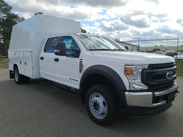 2020 Ford F-550 Crew Cab DRW 4x4, Reading Service Body #NE11887 - photo 1