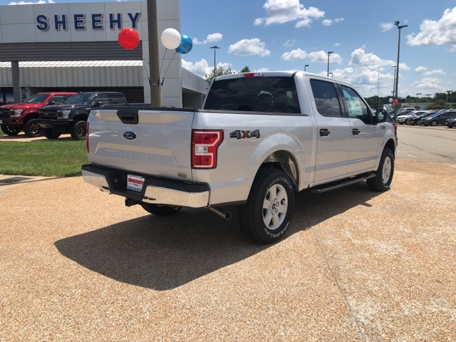 2019 F-150 SuperCrew Cab 4x4,  Pickup #NE12298 - photo 2