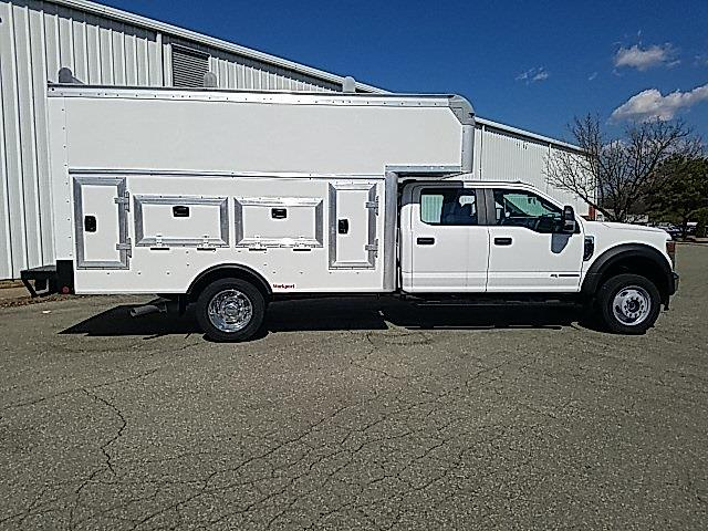 2020 Ford F-550 Crew Cab DRW 4x4, Rockport Workport Service Utility Van #NE12726 - photo 8