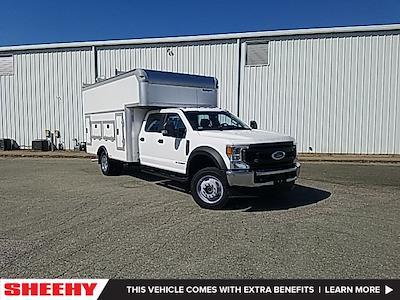 2020 Ford F-550 Crew Cab DRW 4x4, Rockport Workport Service Utility Van #NE12726 - photo 1