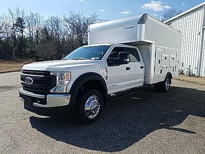 2020 Ford F-550 Crew Cab DRW 4x4, Rockport Workport Service Utility Van #NE12726 - photo 4