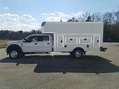 2020 Ford F-550 Crew Cab DRW 4x4, Rockport Workport Service Utility Van #NE12726 - photo 5