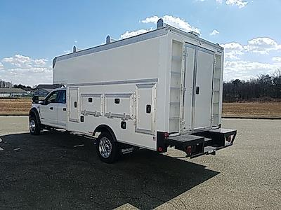2020 Ford F-550 Crew Cab DRW 4x4, Rockport Workport Service Utility Van #NE12726 - photo 6