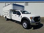 2020 Ford F-550 Crew Cab DRW 4x4, Rockport Workport Service Utility Van #NE12726 - photo 9