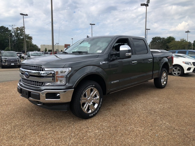 2018 F-150 SuperCrew Cab 4x4,  Pickup #NE17680 - photo 4