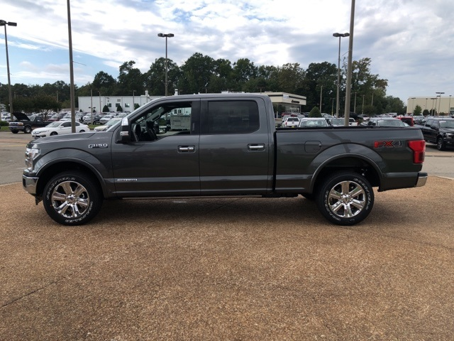 2018 F-150 SuperCrew Cab 4x4,  Pickup #NE17680 - photo 5