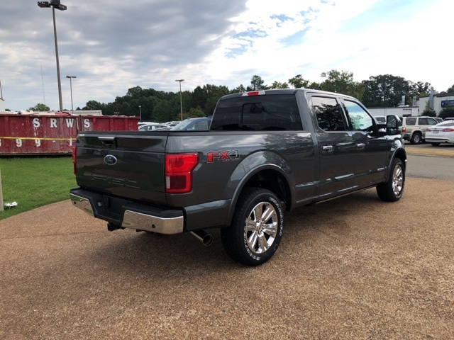 2018 F-150 SuperCrew Cab 4x4,  Pickup #NE17680 - photo 2
