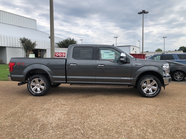 2018 F-150 SuperCrew Cab 4x4,  Pickup #NE17680 - photo 8