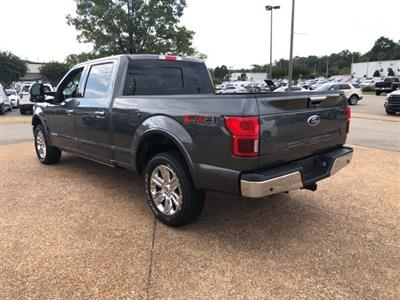 2018 F-150 SuperCrew Cab 4x4,  Pickup #NE17680 - photo 6