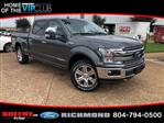 2018 F-150 SuperCrew Cab 4x4,  Pickup #NE17680 - photo 1