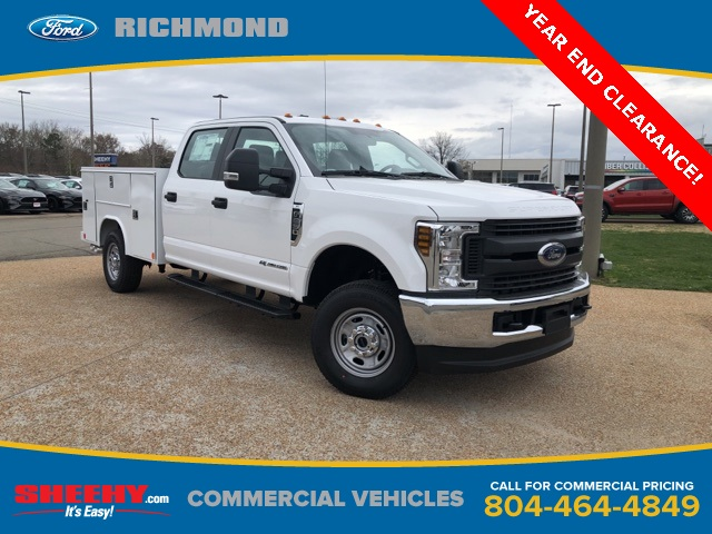 2019 F-250 Crew Cab 4x4,  Reading SL Service Body #NE28345 - photo 1