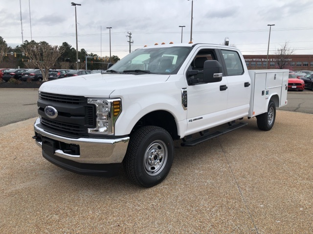 2019 F-250 Crew Cab 4x4,  Reading SL Service Body #NE28345 - photo 4