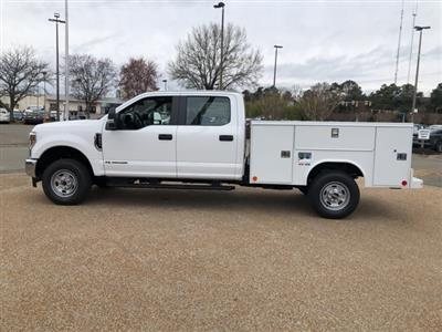 2019 F-250 Crew Cab 4x4,  Reading SL Service Body #NE28345 - photo 5