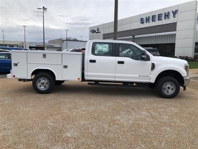2019 F-250 Crew Cab 4x4,  Reading SL Service Body #NE28345 - photo 8