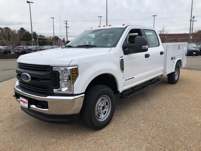 2019 F-250 Crew Cab 4x4, Reading SL Service Body #NE28346 - photo 4