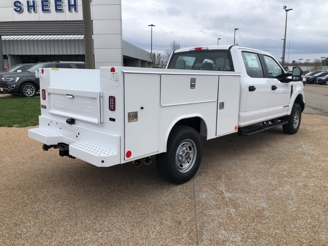 2019 F-250 Crew Cab 4x4, Reading SL Service Body #NE28346 - photo 2