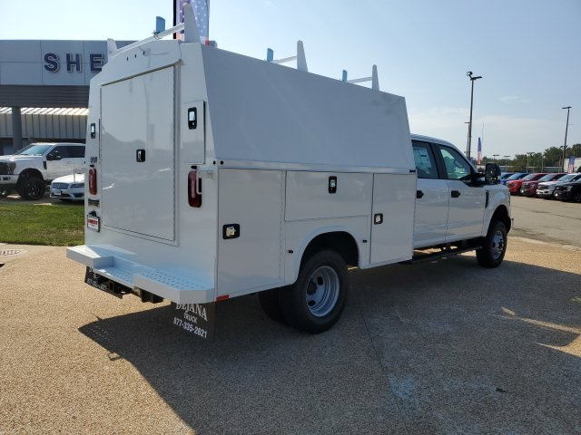 2019 F-350 Crew Cab DRW 4x4,  Knapheide Service Body #NE28514 - photo 1