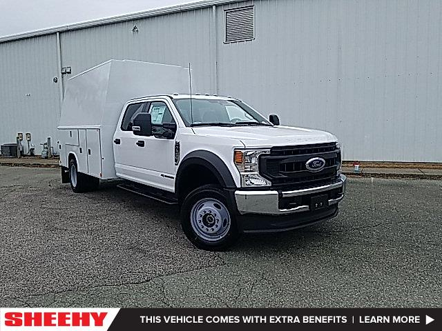 2020 Ford F-550 Crew Cab DRW 4x4, Reading Service Body #NE52579 - photo 1