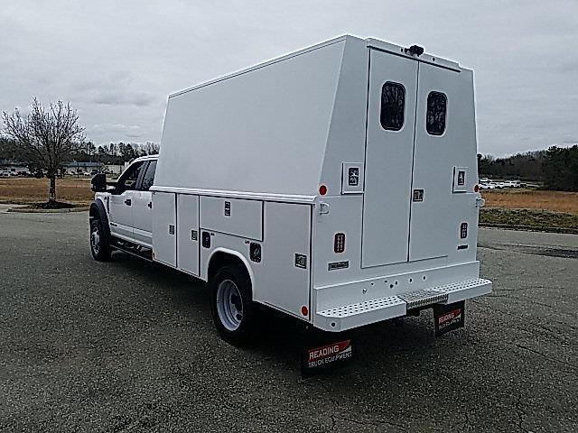 2020 Ford F-550 Crew Cab DRW 4x4, Reading Panel Service Body #NE52579 - photo 6