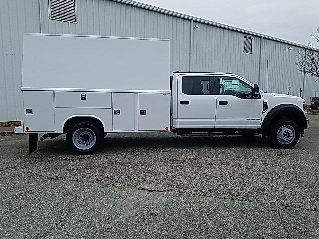 2020 Ford F-550 Crew Cab DRW 4x4, Reading Panel Service Body #NE52579 - photo 8