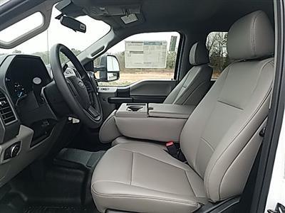 2020 Ford F-550 Crew Cab DRW 4x4, Reading Panel Service Body #NE52579 - photo 10