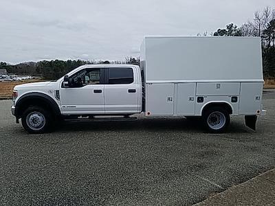 2020 Ford F-550 Crew Cab DRW 4x4, Reading Panel Service Body #NE52579 - photo 5