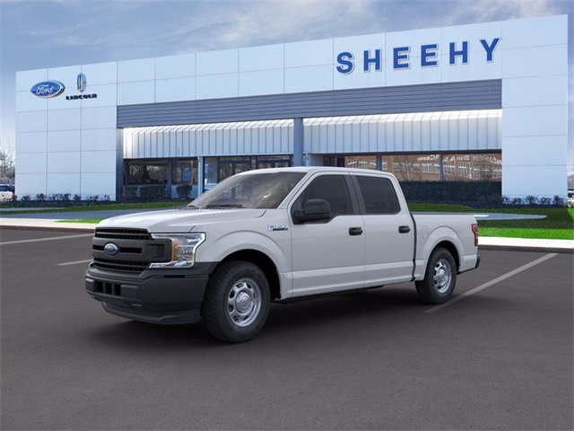 2020 Ford F-150 SuperCrew Cab 4x2, Pickup #NE56652 - photo 1