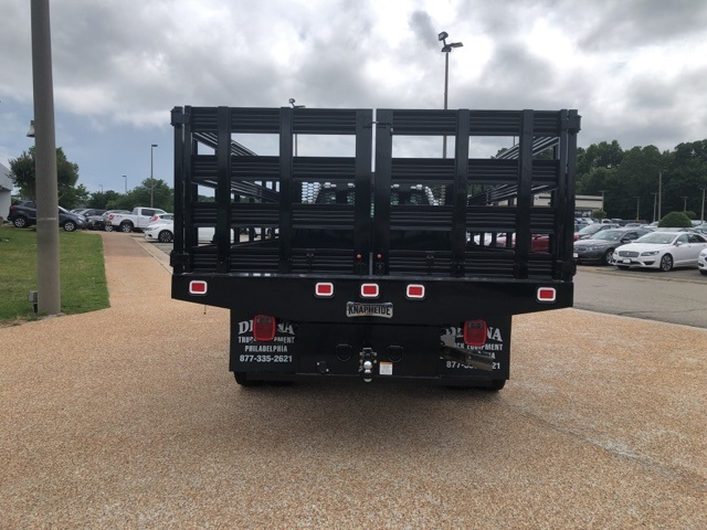 2019 F-550 Regular Cab DRW 4x2,  Knapheide Value-Master X Stake Bed #NE60424 - photo 7