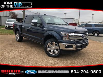 2018 F-150 SuperCrew Cab 4x4,  Pickup #NE60792 - photo 1