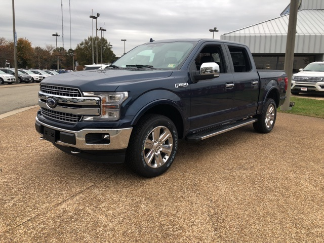 2018 F-150 SuperCrew Cab 4x4,  Pickup #NE60805 - photo 4