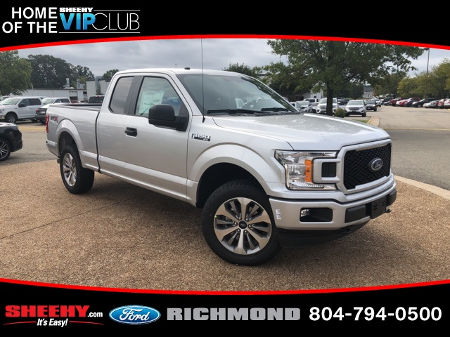 2018 F-150 Super Cab 4x4,  Pickup #NE60822 - photo 1