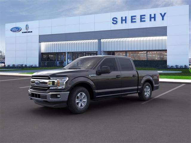 2020 Ford F-150 SuperCrew Cab 4x4, Pickup #NE69842 - photo 1