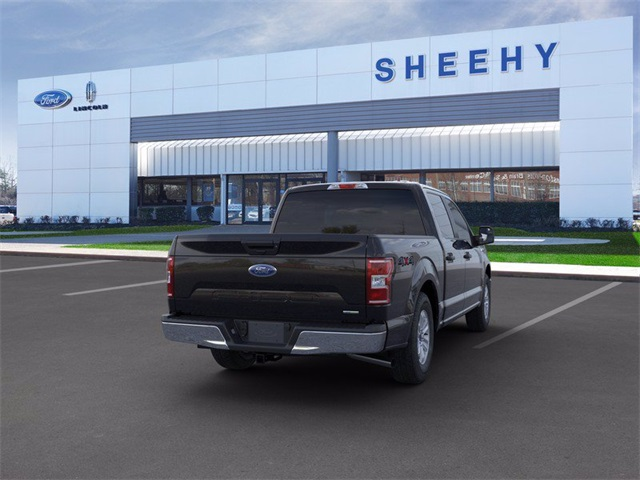 2020 Ford F-150 SuperCrew Cab 4x4, Pickup #NE69842 - photo 8