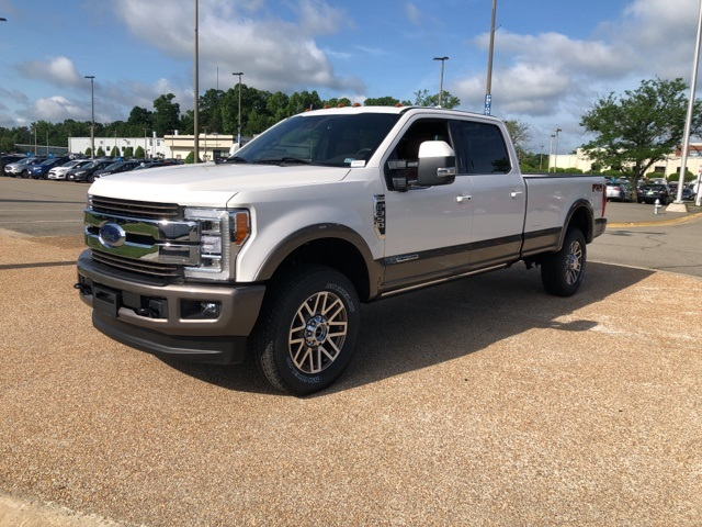 2019 F-350 Crew Cab 4x4,  Pickup #NE81022 - photo 4