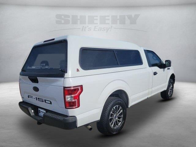2020 Ford F-150 Regular Cab 4x2, Pickup #NE91964 - photo 9