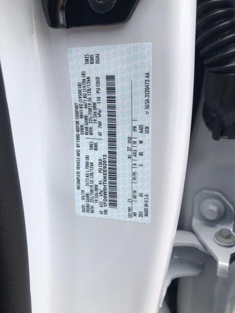 2019 F-550 Crew Cab DRW 4x4,  Cab Chassis #NE92014 - photo 15