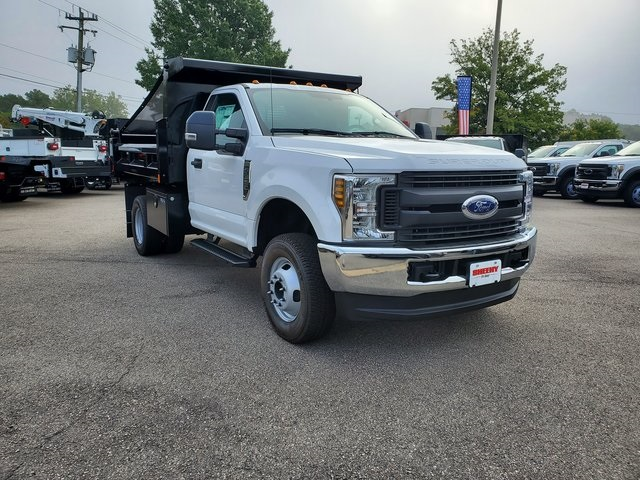 2019 F-350 Regular Cab DRW 4x4, Rugby Eliminator LP Steel Dump Body #NE97365 - photo 3