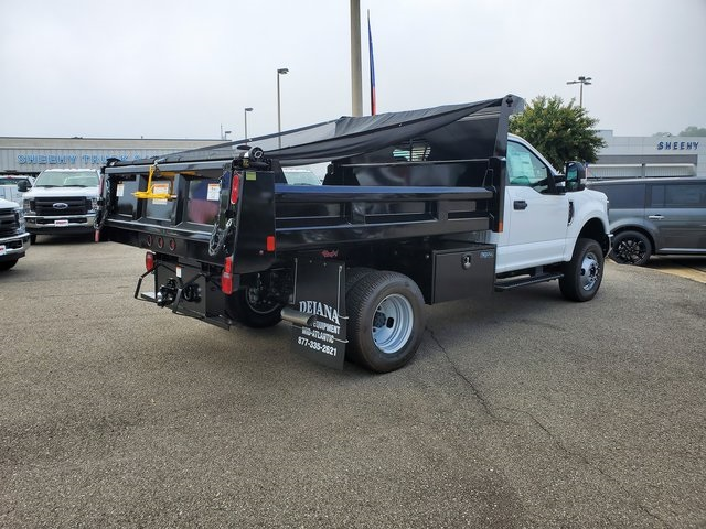 2019 F-350 Regular Cab DRW 4x4, Rugby Eliminator LP Steel Dump Body #NE97365 - photo 5