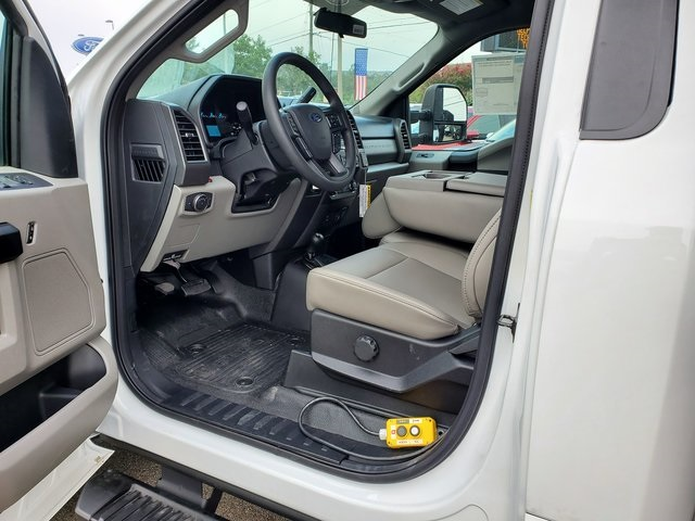2019 F-350 Regular Cab DRW 4x4, Rugby Eliminator LP Steel Dump Body #NE97365 - photo 7