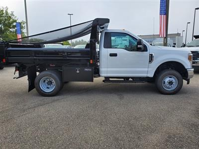2019 F-350 Regular Cab DRW 4x4, Rugby Eliminator LP Steel Dump Body #NE97365 - photo 4