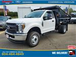 2019 F-350 Regular Cab DRW 4x4, Rugby Eliminator LP Steel Dump Body #NE97365 - photo 1