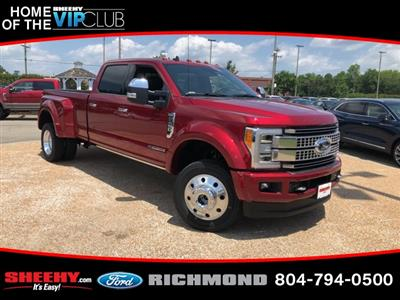 2019 F-450 Crew Cab DRW 4x4,  Pickup #NE99737 - photo 1