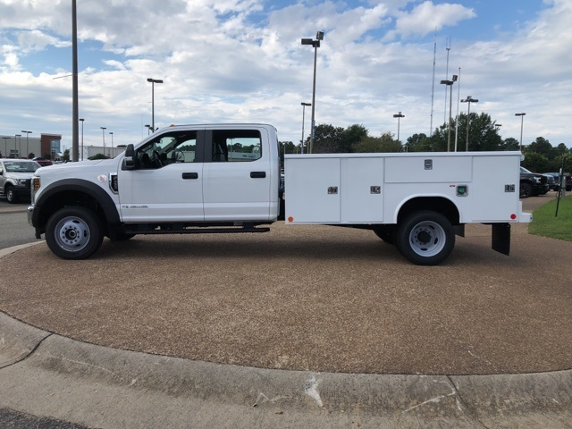 2018 F-450 Crew Cab DRW 4x4,  Reading Service Body #NEC13783 - photo 5