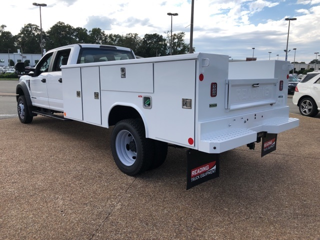2018 F-450 Crew Cab DRW 4x4,  Reading Service Body #NEC13783 - photo 6