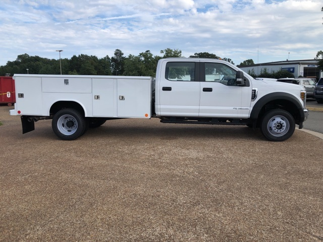 2018 F-450 Crew Cab DRW 4x4,  Reading Service Body #NEC13783 - photo 8