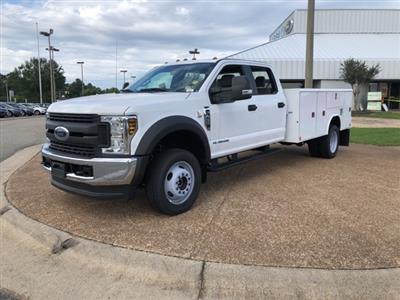 2018 F-450 Crew Cab DRW 4x4,  Service Body #NEC13783 - photo 4