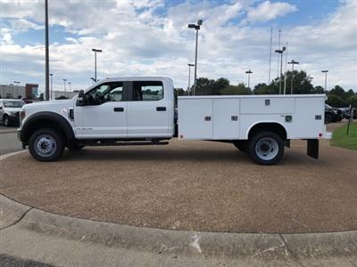 2018 F-450 Crew Cab DRW 4x4,  Service Body #NEC13783 - photo 5