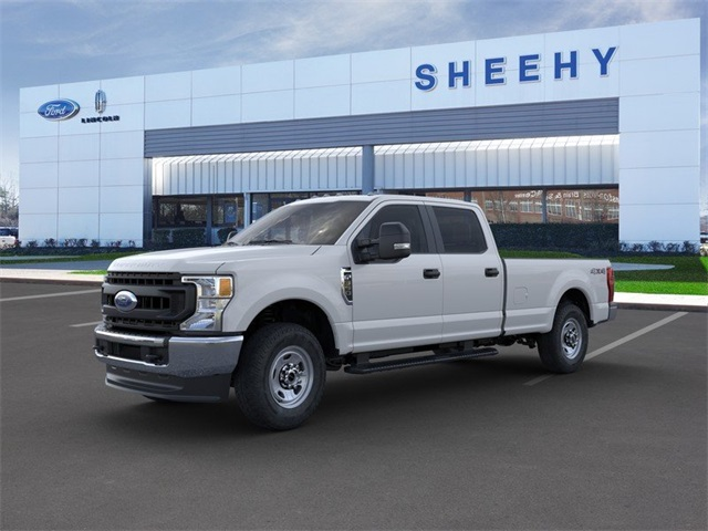 2020 Ford F-350 Crew Cab 4x4, Reading SL Service Body #NEC13881 - photo 1